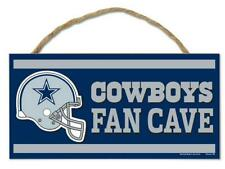Dallas Cowboys Wooden Sign Door Sign 9 13/16in, Nfl Football, Fan Cave Wood Sign
