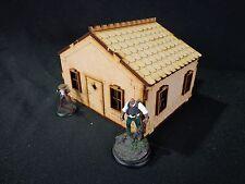 Ttcombat-Old Town scenics-Maison avec accessoires-une grande pour MALIFAUX
