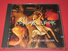 Die Schwarzen Schafe / Chaos und Dogma (Germany, Impact Records (4) IR-C-103 CD
