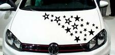 Stars pack for bike/car/window/wall graphic decal sticker x30 many colors JDM