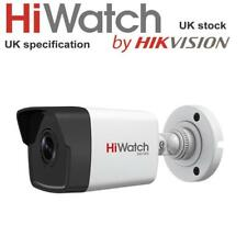 Hikvision HiWatch 2MP IP PoE Network Camera Bullet 2.8mm 30M IR IP67 IPC-B120