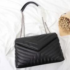 New luxury Designer genuine lambskin Leather Women handbag messenger bag
