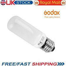 UK 150W Studio Flash Light bulb JDD E27 Modeling Lamp 220v For SK300II SK400II