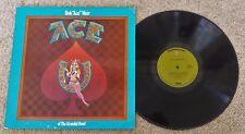 BOB WEIR - ACE - OZ PRESS WARNER BROTHERS FOLK COUNTRY LP - 1972 - GRATEFUL DEAD