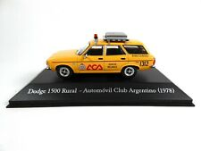 Dodge 1500 Rural ACA 1978 - 1/43 Voiture Miniature SALVAT Diecast Model Car SA22