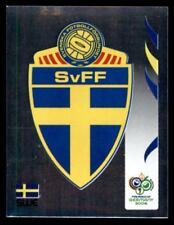 Panini World Cup 2006 - Team Emblem Sweden No. 151