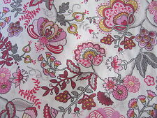 LiBERTY TANA LAWN COTTON 1.00 MTR of MABELLE in PINKS ( WE POST WORLD WIDE )