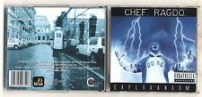 Cd CHEF RAGOO Explorandom - OTTIMO 2000 Brusco