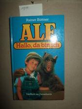 Alf - Hallo da bin ich, Büttner, 1987, Das Buch zur Fernseh-Serie, Kinderbuch