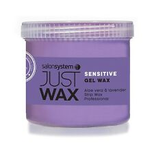 Salon System Just Wax Sensitive Gel Wax