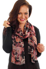 Unbranded Polyester Women's Scarves and Shawls