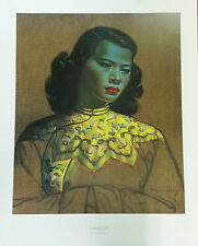 Chinese Girl by Tretchikoff,Print