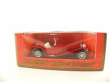 Matchbox models of yesteryear n° Y3 1934 Riley MPH neuf en boite