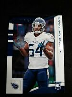 2018 Rookies and Stars #169 Rasheem Green RC TENNESSEE TITANS ROOKIE CARD