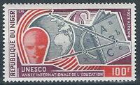 Niger - Erziehungs- und Bildungswesen postfrisch 1970 Mi. 241