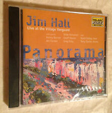 JIM HALL CD PANORAMA LIVE AT THE VILLAGE VANGUARD CD-83408 1997 JAZZ