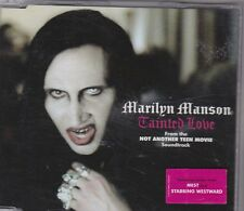 Marilyn Manson : Tainted Love.  CD single. ( Also Mest & Stabbing Westward).