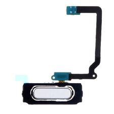 Samsung Galaxy S5 Mini G800 Main Home Button Flex Cable White