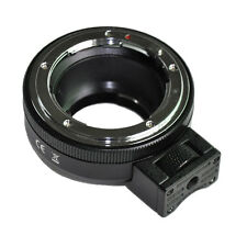 NF-MFT Aperture Mount Adapter for Nikon A/F/G/D Lens to Panasonic Micro M4/3