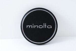 [Genuine] Minolta Front Lens Metal Cap 54mm From Japan #0301