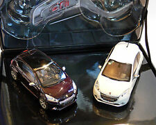 Peugeot 208-Set, 1:43, NOREV