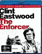 THE ENFORCER BLU RAY - NEW & SEALED CLINT EASTWOOD AS DIRTY HARRY, R RATED