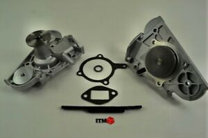Engine Water Pump-VIN: 8, DOHC, 16 Valves ITM 28-4068
