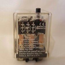 Dayton Electric 5YP99 120VAC Relay