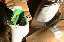 Hafer Futter GVO-frei 15kg eig. Ernte ´17 Geflügel Nager Pferde Fische(0,79€/kg)