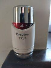Drayton TRV4 Thermostatic Radiator Valve HEAD ONLY