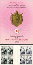 Carnet Croix-Rouge CR2015 - Carnet Croix Rouge  - 1966