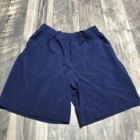 Lululemon Mens Athletic Workout Shorts Size L EUC