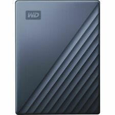 Western Digital My Passport Ultra 4TB,External (WDBFTM0040BBL-WESN) Hard Drive
