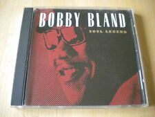 Bobby Bland	Soul legend	CD	1996 MCA	funk Little boy blue Call on me Lead me on