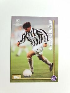 Topps The Lost Rookie Cards - Alessandro del Piero - Juventus Turin - Rookie