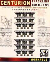 AFV Club 1:35 Centurion Workable Track Link for All Type Detail Set #AF35102