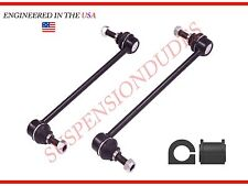 4PC FORD ESCAPE Front Sway Bar Link Kit BUSHINGS MADE IN USA