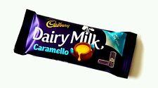 ☘☘IRISH CADBURY CARAMELLO CHOCOLATE 4 X 47g Bars Ireland Dairy Milk BB 01/18☘☘