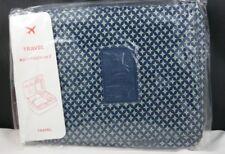 New Travelus Toiletry Cosmetic Make Up Bag Makeup Organizer-Blue Diamond