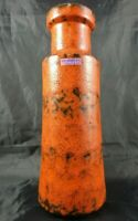 Beautiful Glazed Scheurich Keramik Pottery Vase Vintage 31 cm