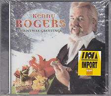CD 10T KENNY ROGERS CHRISTMAS GREETINGS 2000 NEUF SCELLE