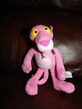 """Pink Panther Plush Beanie Doll 7"""""""