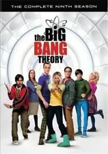 The Big Bang Theory Season 9 (dvd Digital Offer) DVD Melissa Rauch Mayi