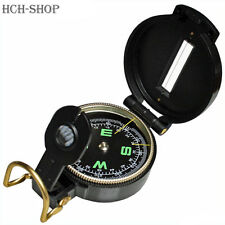 Haller Kompass Orientierungshelfer Taschenkompass Kunststoffgehäuse Vergrößerung