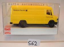 Busch 1/87 Nr. 44348 Mercedes Benz 507 D Kasten Deutsche Post AG OVP #562