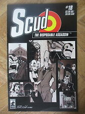 SCUD THE DISPOSABLE ASSASSIN #18 VERY FINE (W11)