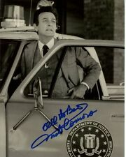 MIKE CONNORS signed autographed MANNIX photo