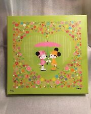 DISNEY PARKS SPRING HAS SPRUNG MICKEY AND MINNIE GICLEE BY MARUYAMA NEW LE OF 95