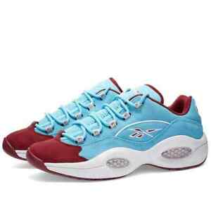 [GZ0990] Men Reebok Question Low 'PHILLIES' Iverson Basketball Shoes *NEW*