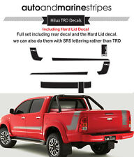 TOYOTA HILUX TRD Decal Kit